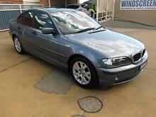 2002 BMW 318 i Sedan Tamworth 2340 Tamworth City Preview