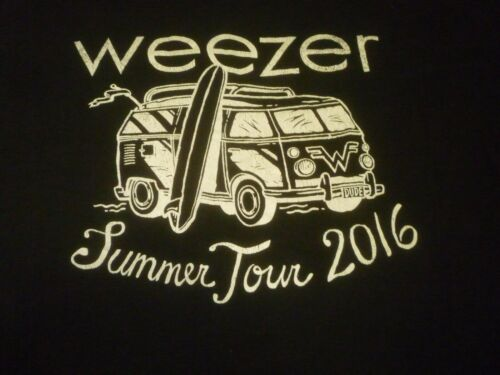 Weezer Tour Shirt ( USed Size XXL ) Very Good Condition!!!