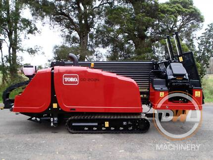 UNUSED TORO DD2024 DIRECTIONAL DRILL BORER VERMEER DITCH WITCH