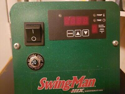 Swingman 1620 Heat Press