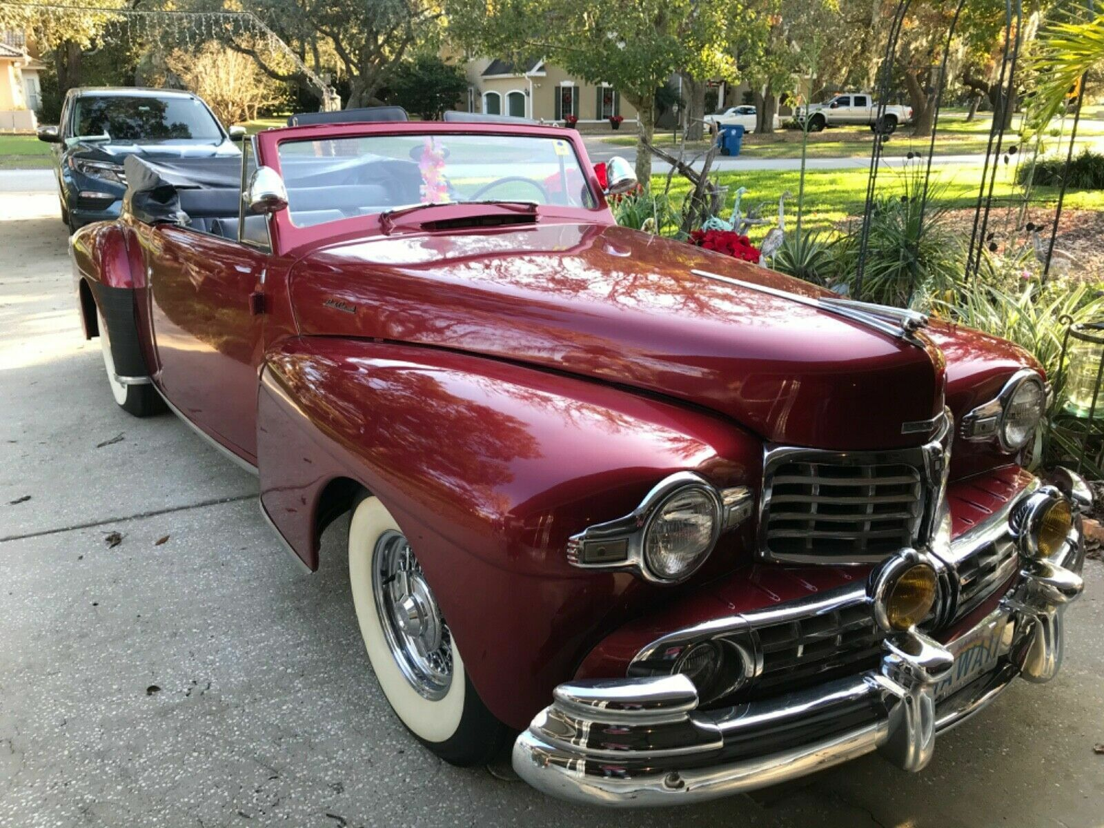 1947 Lincoln Town Car Convertible 1947 Lincoln Town Car Convertible, Such A Beauty!!