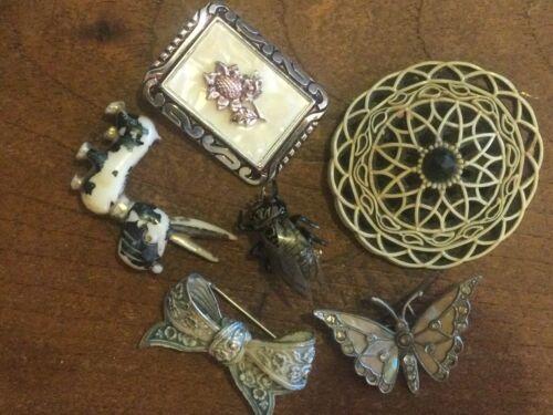 jewellery vintage - VINTAGE COSTUME JEWELLERY   JOB LOT