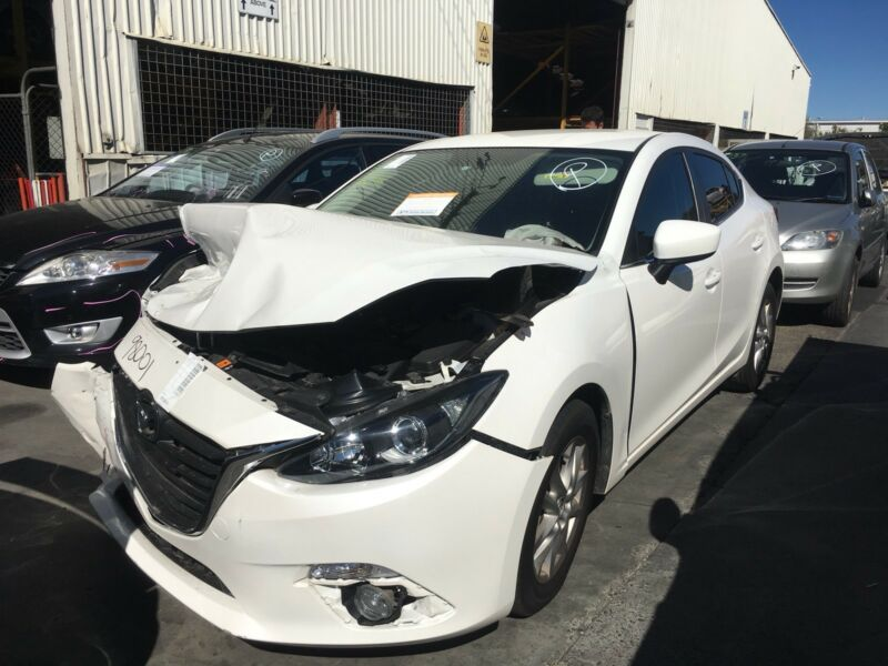 Leather Interior Mazda 3 Bm Bn 2013 Current | Other Parts ...