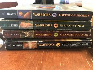 29 Warrior Cats Books for Young or Pre-Teens!