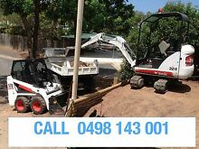Excavator & Bobcat Services Gold Coast and Brisbane Coomera Gold Coast North Preview