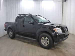2012 Nissan Frontier PRO-4X No Accidents Leather Bluetooth