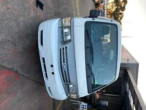 1999 FORD ECONOVAN WITH WHEELCHAIR ACCESSS Campbellfield Hume Area Preview