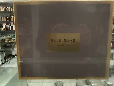 ELIE SAAB LE PARFUM EAU DE PARFUM INTENSE  50 ML/10 ML NEW IN BOX GIFT
