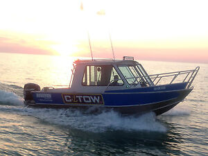C-Tow is Canada's Only National Marine Assistance Provider