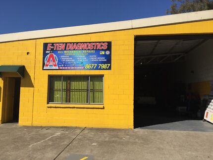 Mechanic workshop South Wentworthville Parramatta Area Preview