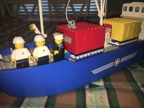 set 4030 cargo carrier complete w 3