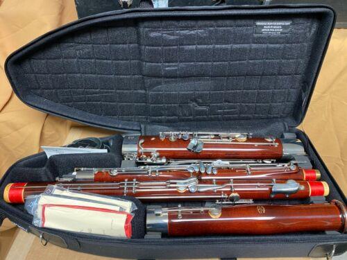 Fox Renard Artist Model 240 Bassoon New!