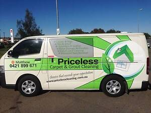 PRICELESS Carpet Upholstery Tiles & Grout Cleaning Services Adelaide CBD Adelaide City Preview