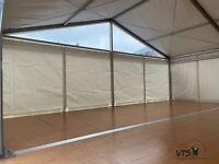VIP Zelt, Eventzelt, Festzelt - 8m x 6m inklusive Kassettenboden Schleswig-Holstein - Langwedel Vorschau