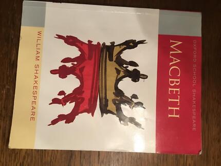 Macbeth school text