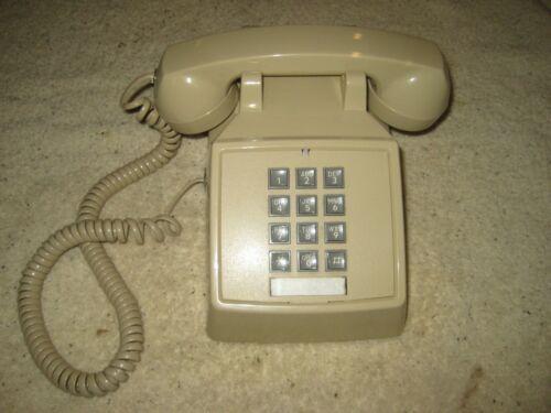 Vintage Push Button Phone