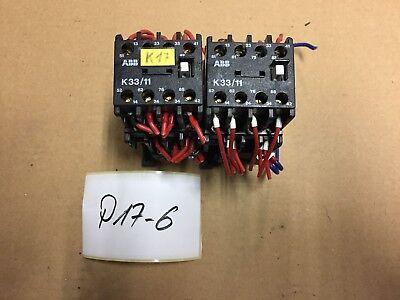 ABB K33 11