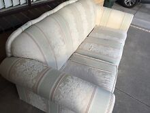 Free old 3 seater sofa - to be picked up by this Sunday. Glenroy Moreland Area Preview