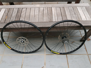 Mavic 26 Quot Alloy Rims Bicycle Parts And Accessories Gumtree
