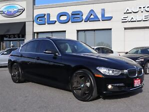 2013 BMW 328i xDrive Sedan NAVIGATION SUNROOF LEATHER .