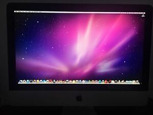 21.5inch iMac Apple desktop Yagoona Bankstown Area Preview