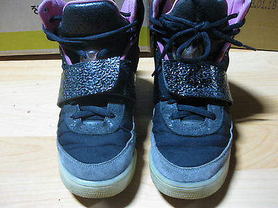 Nike Air Yeezy 1 black/pink blinks Sz 8.5