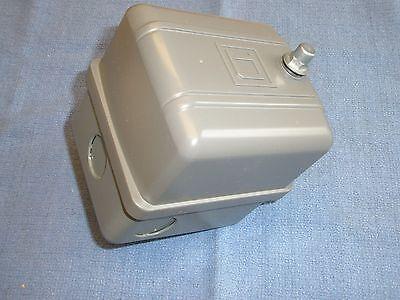 Sq-d 40-60 Hd Water Pump Pressure Switch 9013gsg2j24 Schneider Electric