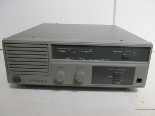 KENWOOD TKR-820 Wideband UHF 406-430 REPEATER - UNTESTED