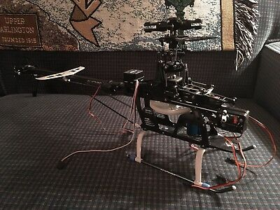 Align T-rex 450 XL RC Helipoter Never Flown Align T-rex 450