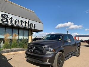 2017 Ram 1500 Sport LEATHER! SUNROOF! NAV! REMOTE START!