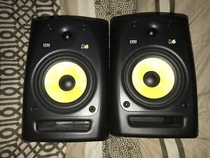 "KRK ROKIT G6R3 6"" Passive Monitors PAIR"