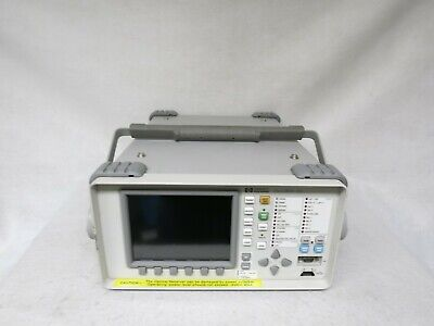 Hp Agilent 37719a Omniber 719 Communications Analyzer W Option 013106 200