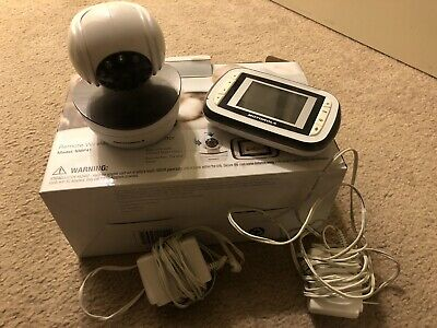 Motorola MBP41 Remote Wireless Video Baby Monitor