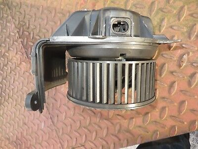 Renault Scenic MK2 Heater Blower Motor Fan Tested 2003-2008 TESTED