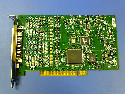 National Instruments Pci-4351 Ni Daq Card Precision Temperature Voltage Meter