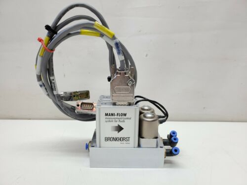 Bronkhorst MIC-202F Mani-Flow Mass Flow Controller Type 2-Channel Manifold