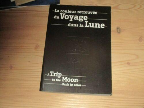 RARE! Georges Melies LE VOYAGE DANS LA LUNE (1902) Pressbook CANNES 2011