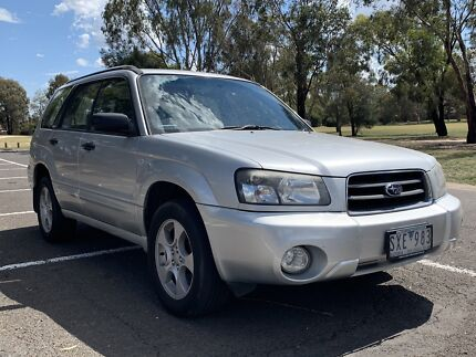 2004 SUBARU FORESTER XS LUXURY (AUTOMATIC ) Lalor Whittlesea Area Preview