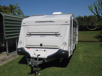 "A Coromal Princeton (20'6"") 605mtr in immaculate condition Burpengary Caboolture Area Preview"