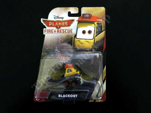 Disney Planes Fire & Rescue Blackout Mattel Die-cast, New