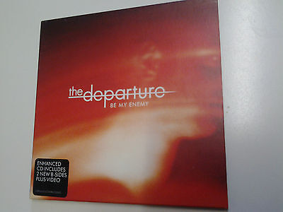 The Departure Be My Enemy CD Single (CDRS6653)