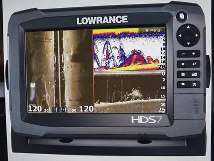 Lowrance HDS7 Gen3 Fish Finder
