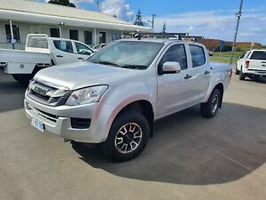 2016 Isuzu D-Max SX (4x4) South Burnie Burnie Area Preview