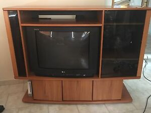 TV cabinet (TV not included) Croydon Burwood Area Preview