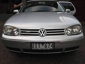 2001 Volkswagen Golf, GTI, leather interior Mooroolbark Yarra Ranges Preview