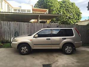 2002 Nissan X-Trail T30 ST(4x4) 5dr Manual, 2.5i Woolloongabba Brisbane South West Preview