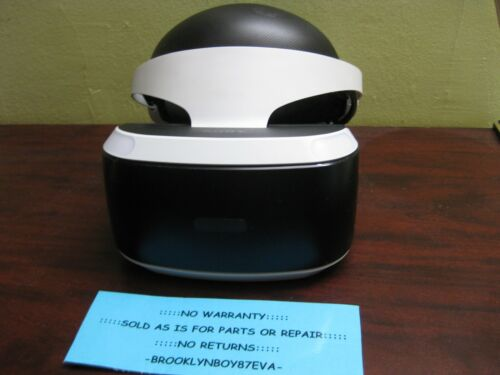 Playstation VR Headset CUH-ZVR1