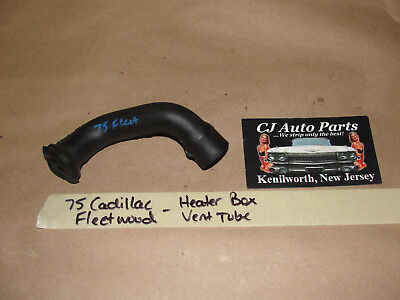 OEM 75 Cadillac Fleetwood HVAC A/C HEATER BOX BLOWER MOTOR VENT TUBE 1