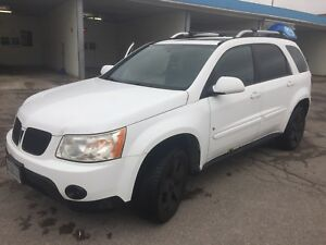 2006 Pontiac Torrent Sport AWD Clean Car As Is