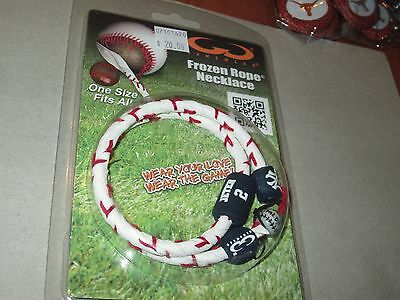 - FROZEN ROPE NECKLACE NEW YORK YANKEES JETER  NEW IN PACK
